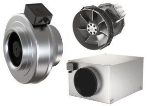 systemair ventilatorji